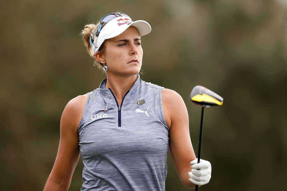 Lexi Thompson can win $1.1 million, the tour's top prize.