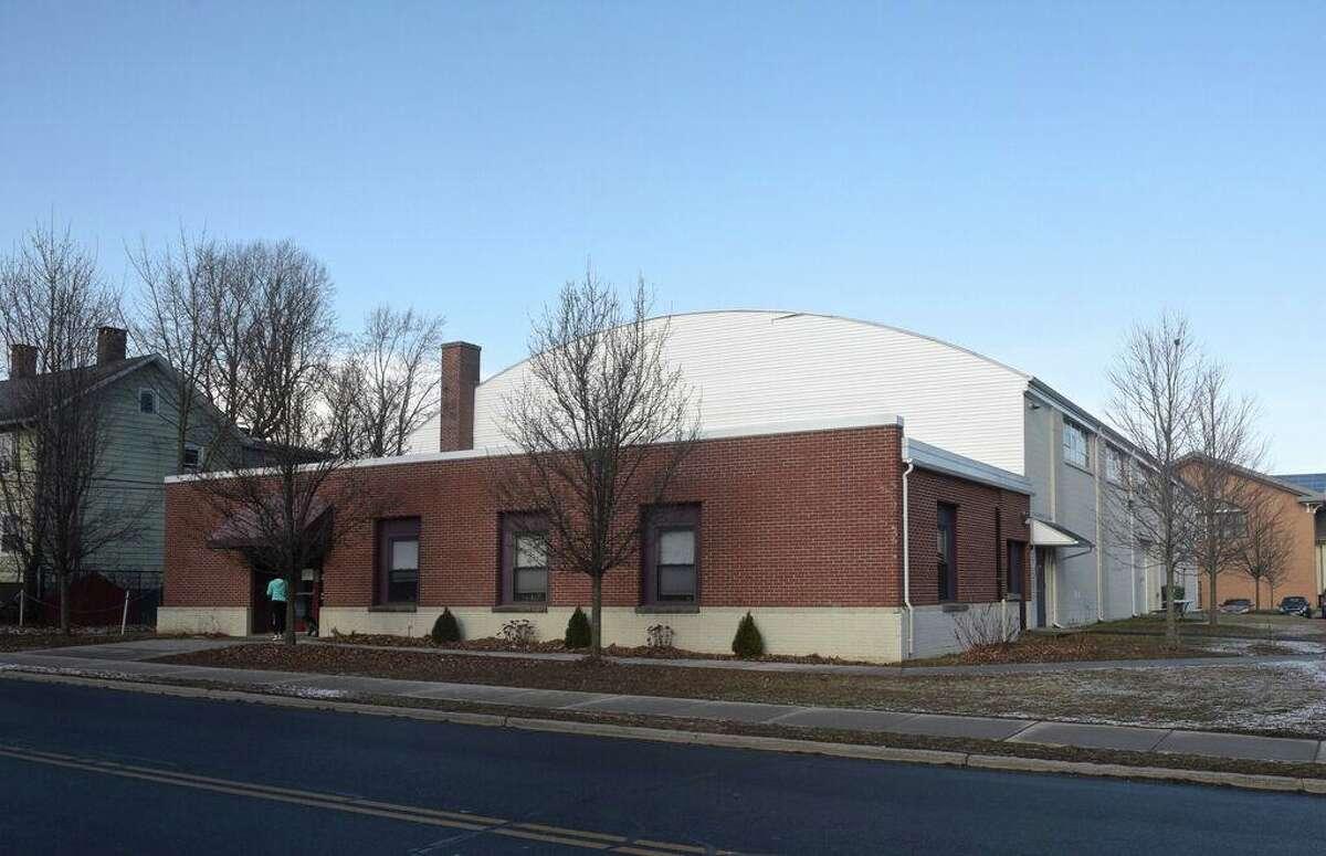 Danbury Public Schools Family & Community Engagement Center on Osborne Street. Wednesday, January 8, 2020, Danbury, Conn.