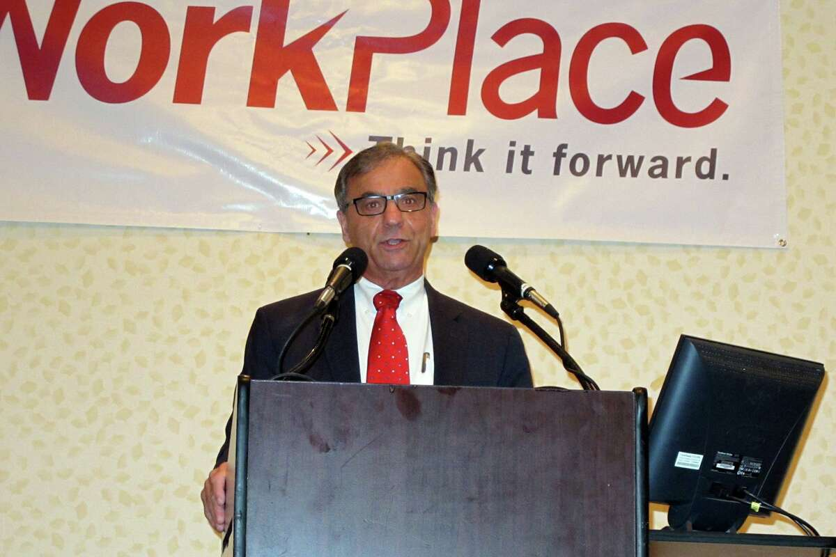Joe Carbone, president of The Workplace.