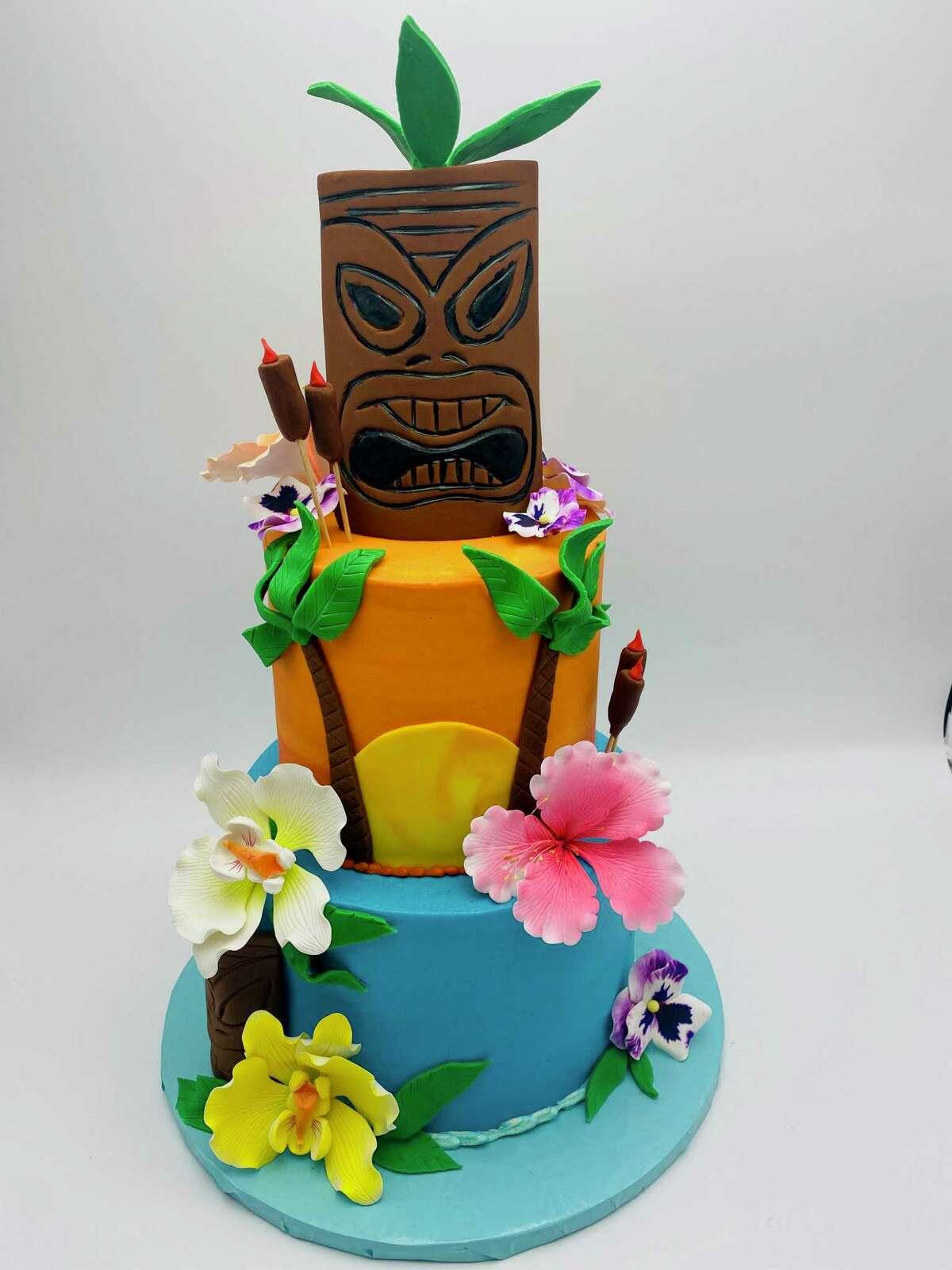 Hardcore Sweet in Watertown specializes in making custom cakes.