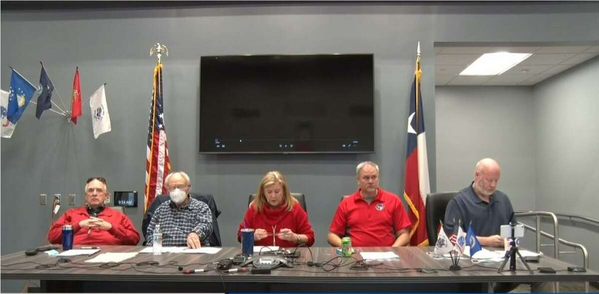 Members of the ESD No. 11 board of trustees presented an analysis of their audit of Cypress Creek EMS on Dec. 17, showing multiple payment discrepancies by the EMS service provider.
