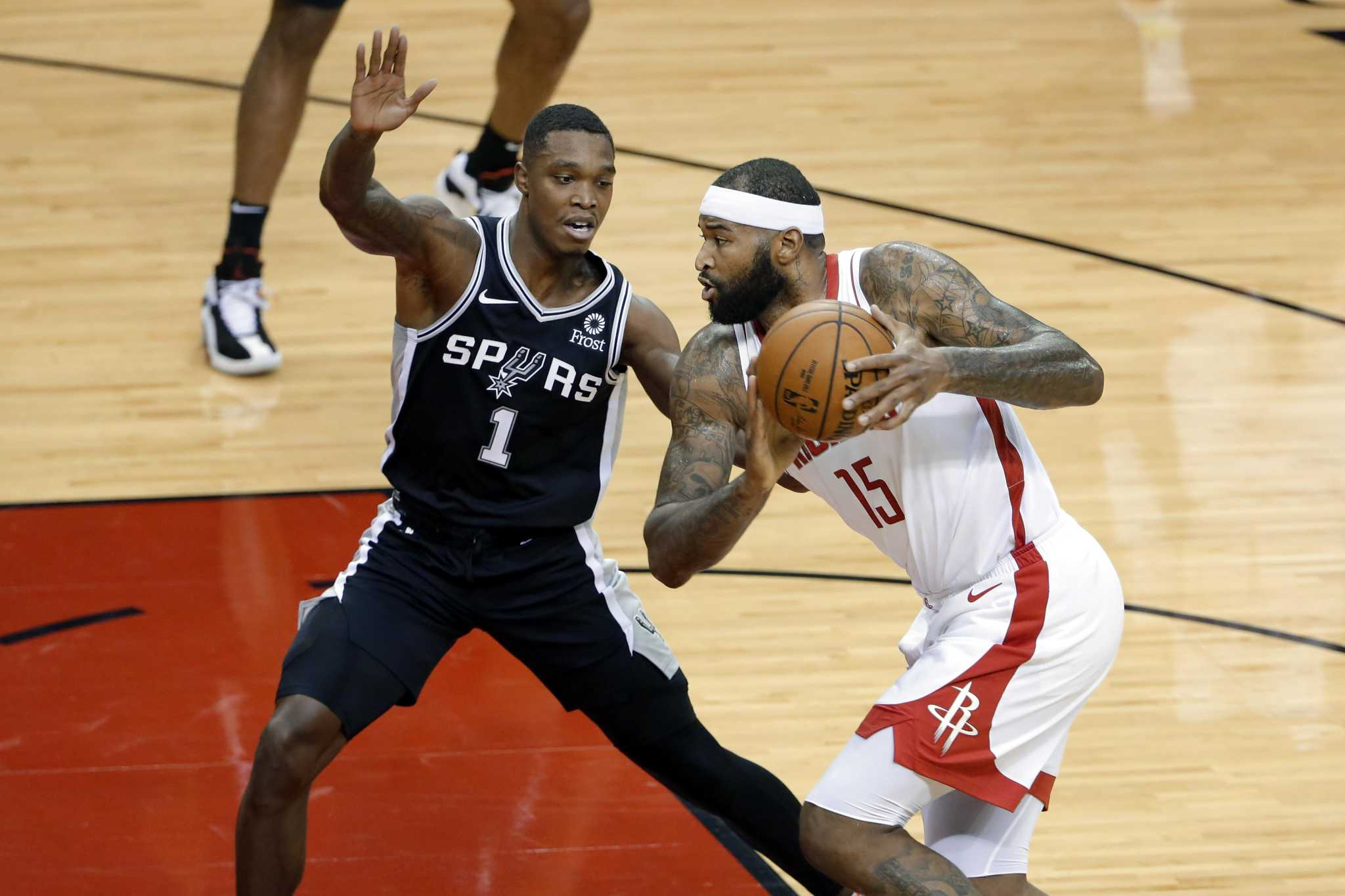 Scouting report: Rockets at Spurs