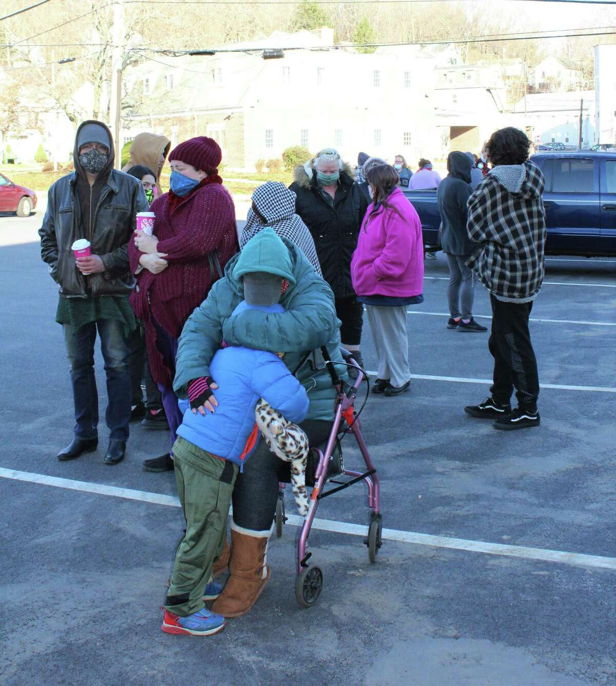 Community Health & Wellness Center of Greater Torrington held a Giving Thanks Giveaway on Nov. 18.