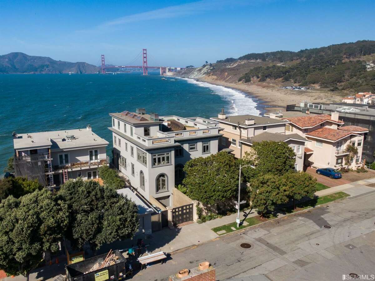 In third place is this Sea Cliff home at 190 Sea Cliff Ave. It sold for $24 million this year.