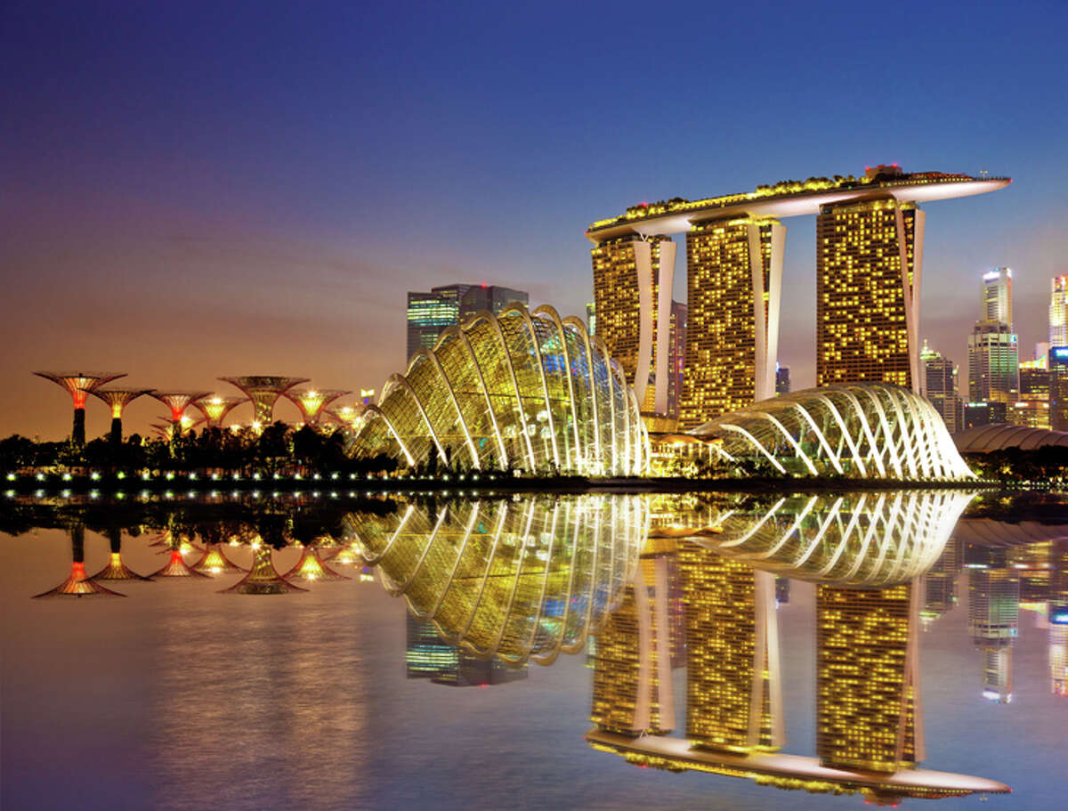 Singapore has created a new way for business travelers to visit and hold meetings with ample COVID precautions.