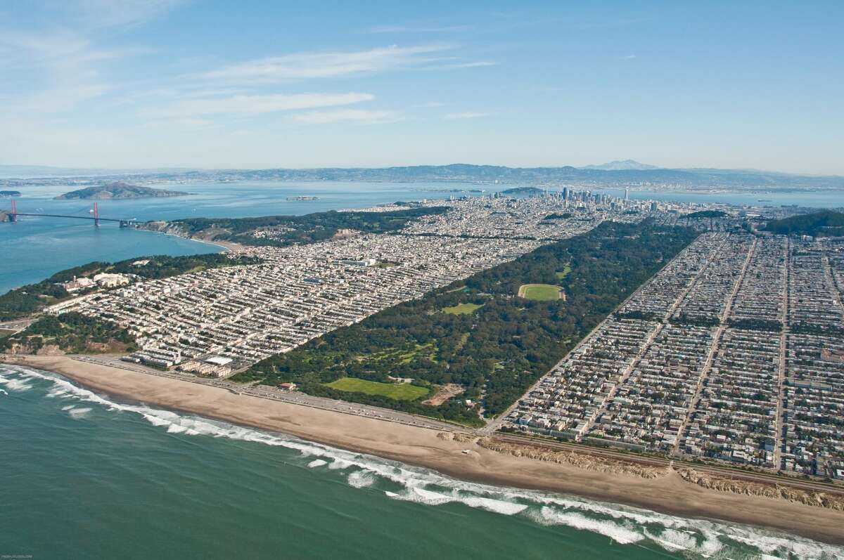 Every San Franciscan is only a ten minute walk from a park.
