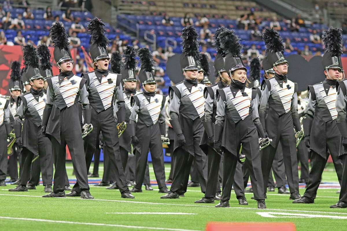 The Bridgeland marching band came in 15th place overall during the 2020 UIL Class 6A Marching Band State Contest on Dec. 15 in San Antonio.