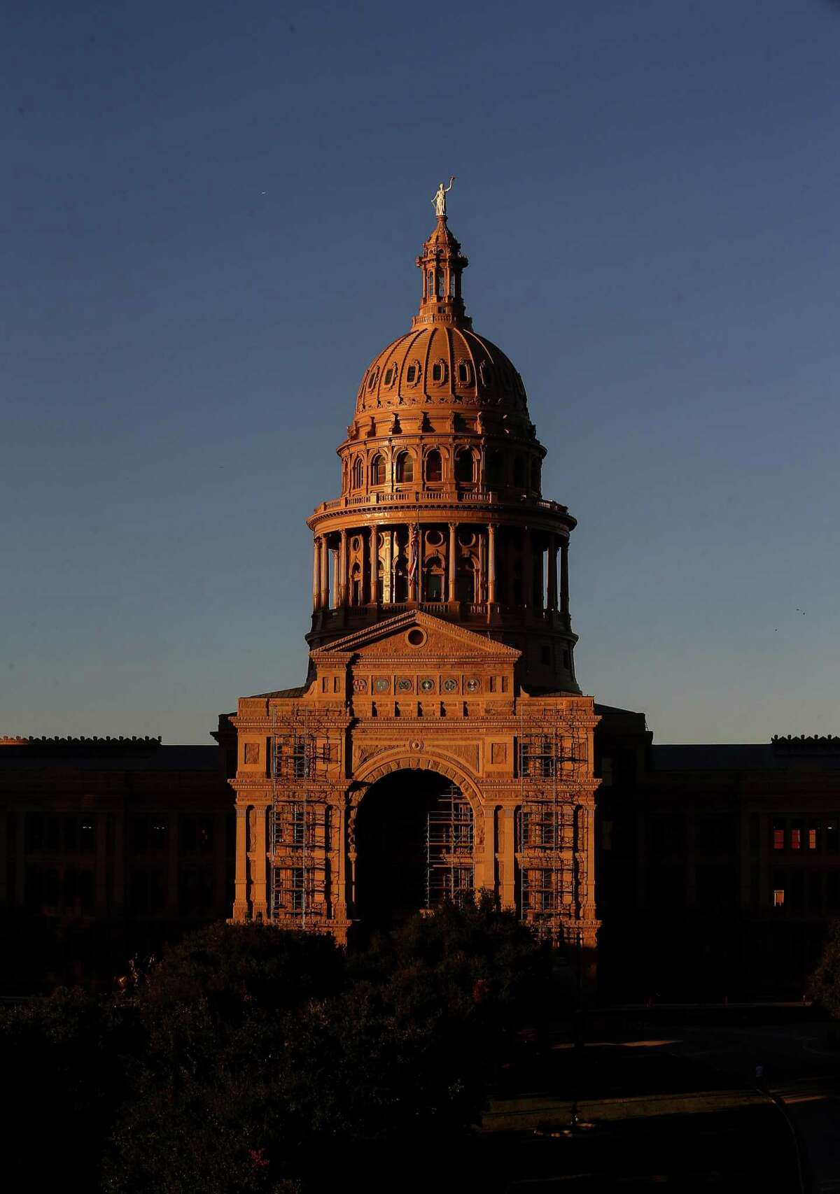 It's that time again. The Texas Legislature will be back in session, and medicaid expansion, medical marijuana and COVID-19 protections for teachers are top priorities.