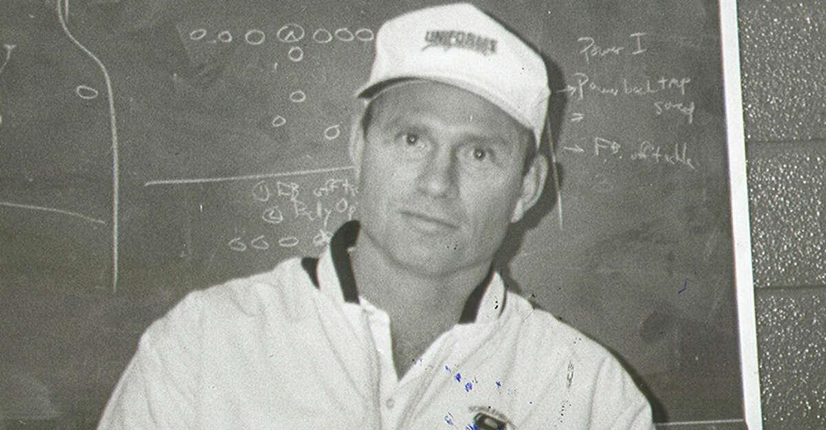 David Husmann, former Schulenburg High School football coach.