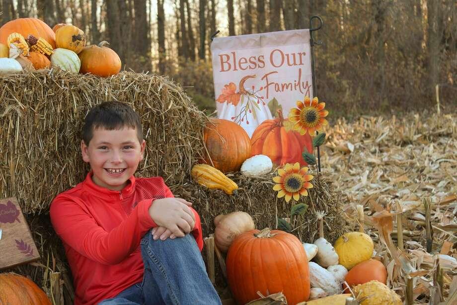 Charley Kramer, 9, Ruth Photo: (Courtesy Photo)