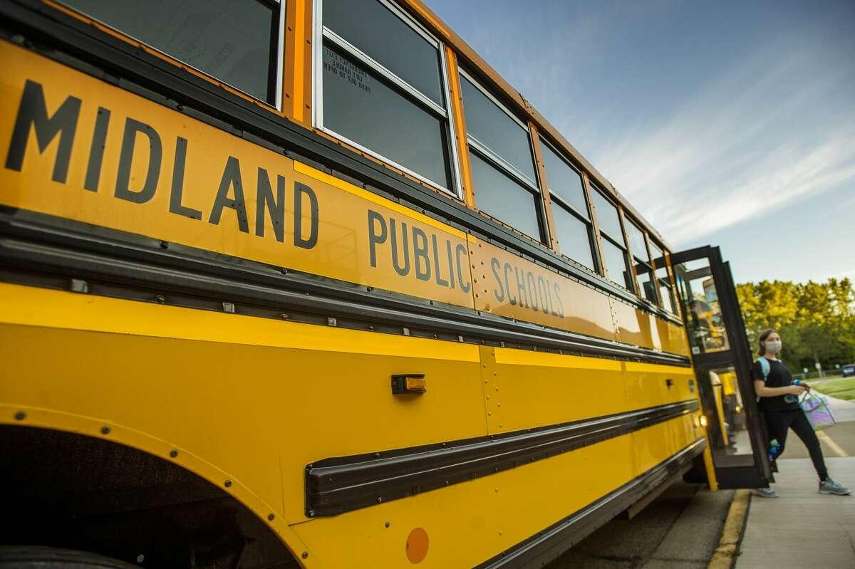 About 700 Midland Public Schools students are enrolled in summer school this summer. (Katy Kildee/kkildee@mdn.net)