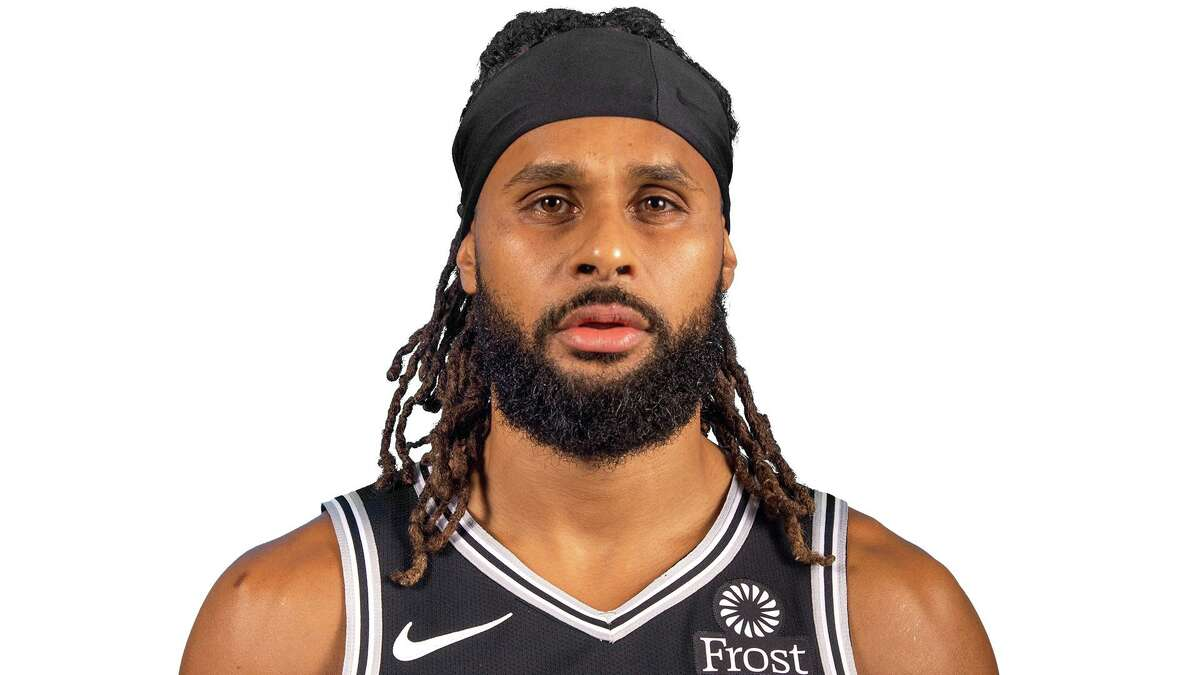 (8) PATTY MILLS Position: Guard Experience: 12th season Age: 32 Salary: $13.2 million Height/weight: 6-0, 180 2019-20: Led the team in 3-pointers made with 159 and ranked third in scoring with an 11.6 per game average. Scored in double figures in 34 games and recorded 20-plus points a career-best nine times. Outlook: The longest-tenured current Spur is determined to become a more aggressive, versatile scorer in keeping with the way he's played in the past for the Australian National Team.