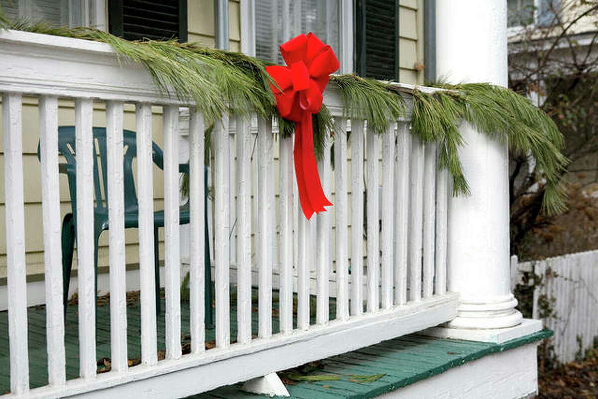 The idea of decorating homes with greenery has been around for some time. The early Romans used boughs of holly as they believed it had protective powers.