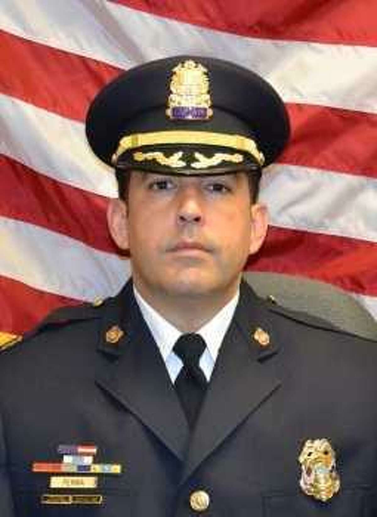 Westport Police Department's Deputy Chief Vincent Penna died Friday at the age of 51.