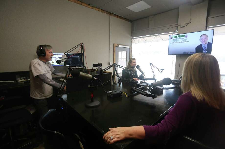 "Lone Star Community Radio (LSCR) has been on the Conroe and Montgomery County airwaves for the past eight years, since 2012. Recently, station manager Richard ""Dick"" Schissler decided to take the next bold step in the station's history and turn it into a nonprofit organization. Photo: Courtesy Photo"