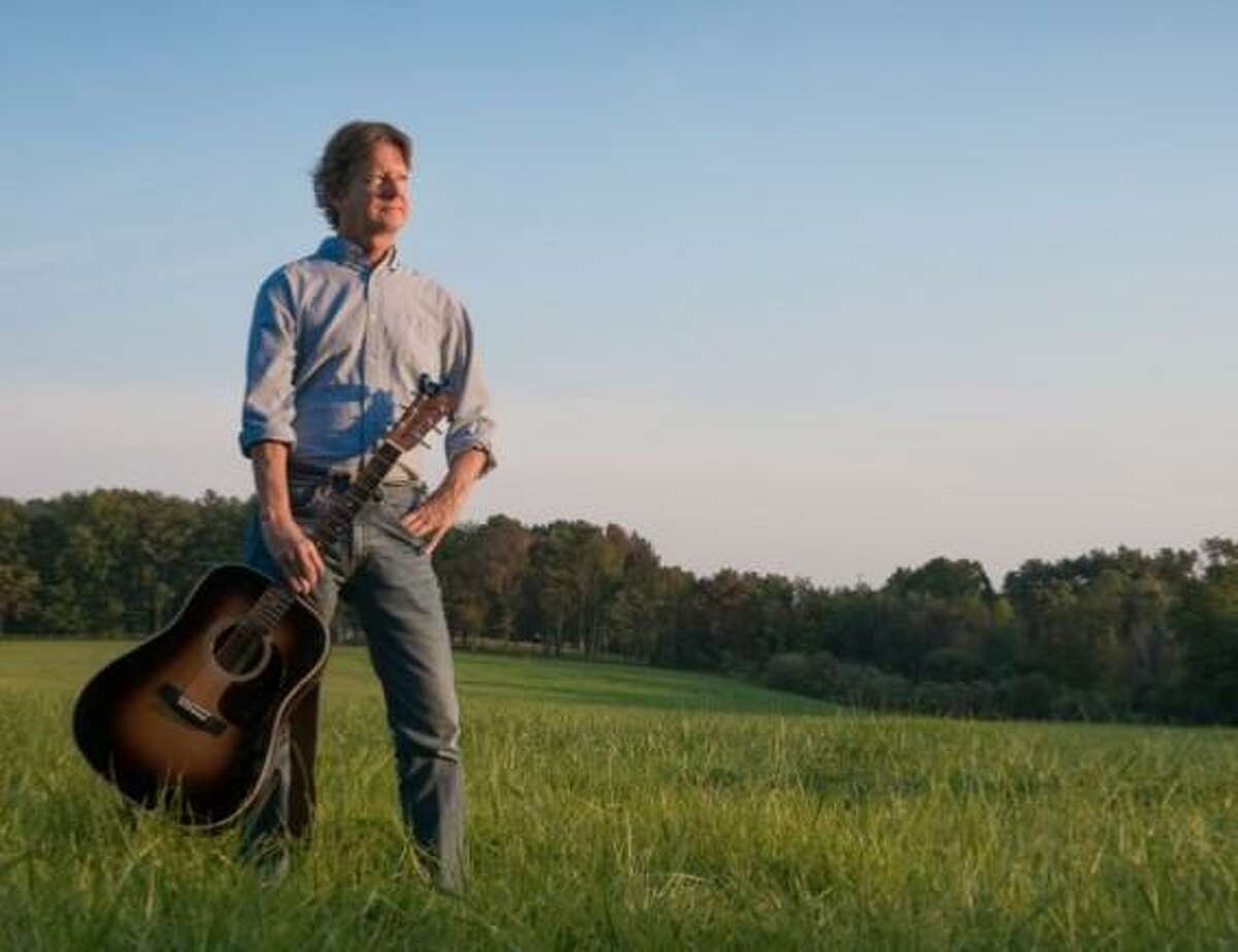 New Milford resident and musician Dave King explores the themes of love, travel, optimism and enjoying life in his latest album.
