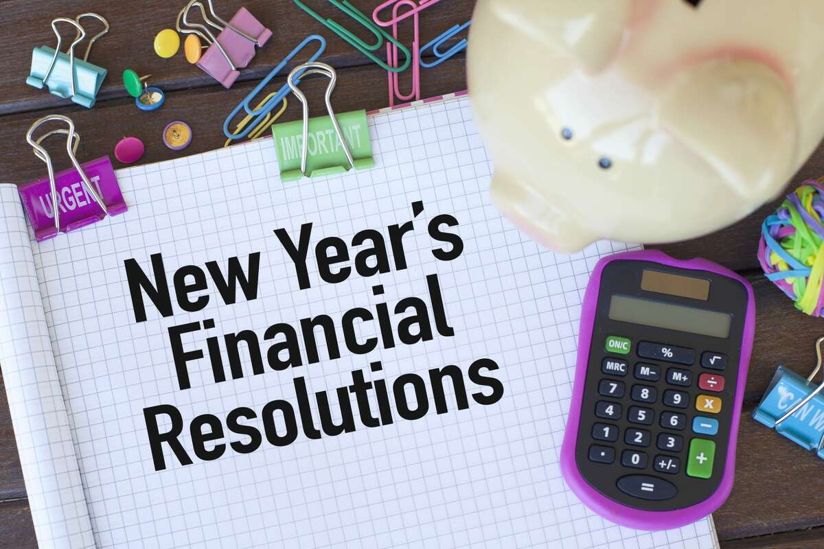 Top New Year's resolutions that people should make for their finances in 2021 are to follow a realistic budget and pay off existing credit card debt, said Jill Gonzalez, WalletHub analyst.