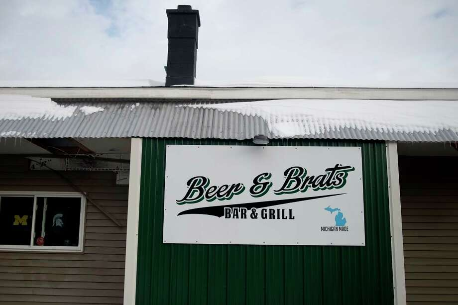 Beer & Brats Bar & Grill, 4562 N. Eastman Road, Midland. Takeout. 989-835-9238. (Daily News photo)