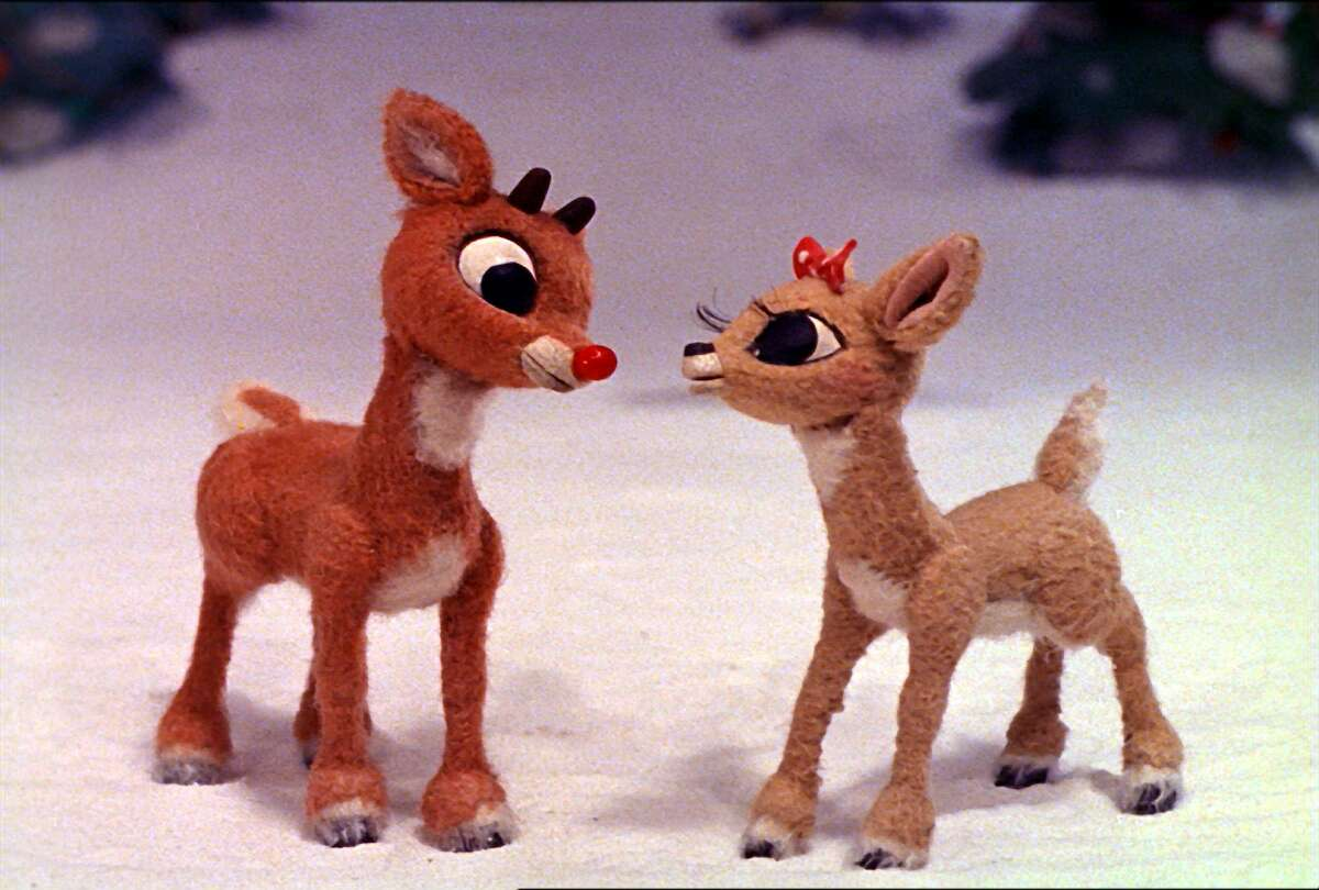 'Rudolph the Red-Nosed Reindeer,' the longest-running holiday special in television history, celebrates its 50th anniversary broadcast Dec. 9 on CBS.