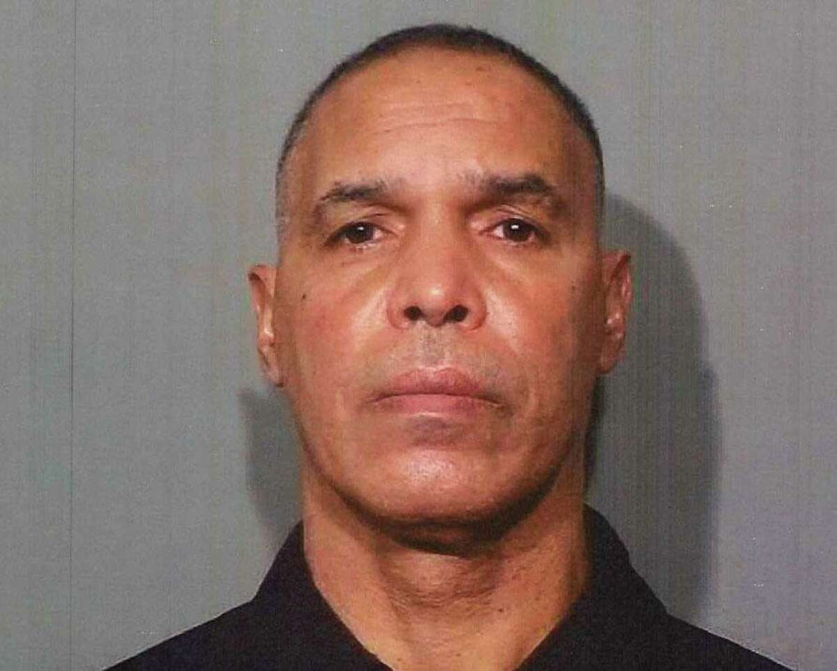 Jose R. Velazquez, 59, of Arctic Street in Bridgeport, Conn., with a combined three counts of third-degree burglary, two counts of third-degree larceny, three counts of second-degree burglary, third-degree criminal trespass, fourth-degree larceny, two counts of fifth-degree larceny and sixth-degree larceny.