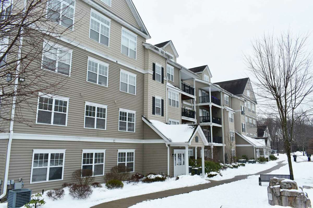 The Avalon Wilton at Danbury Road apartments in Wilton, Conn., which are being renamed White Oaks at Wilton in December 2020 after Clarion Partners purchased the 100-unit property for nearly $35 million.