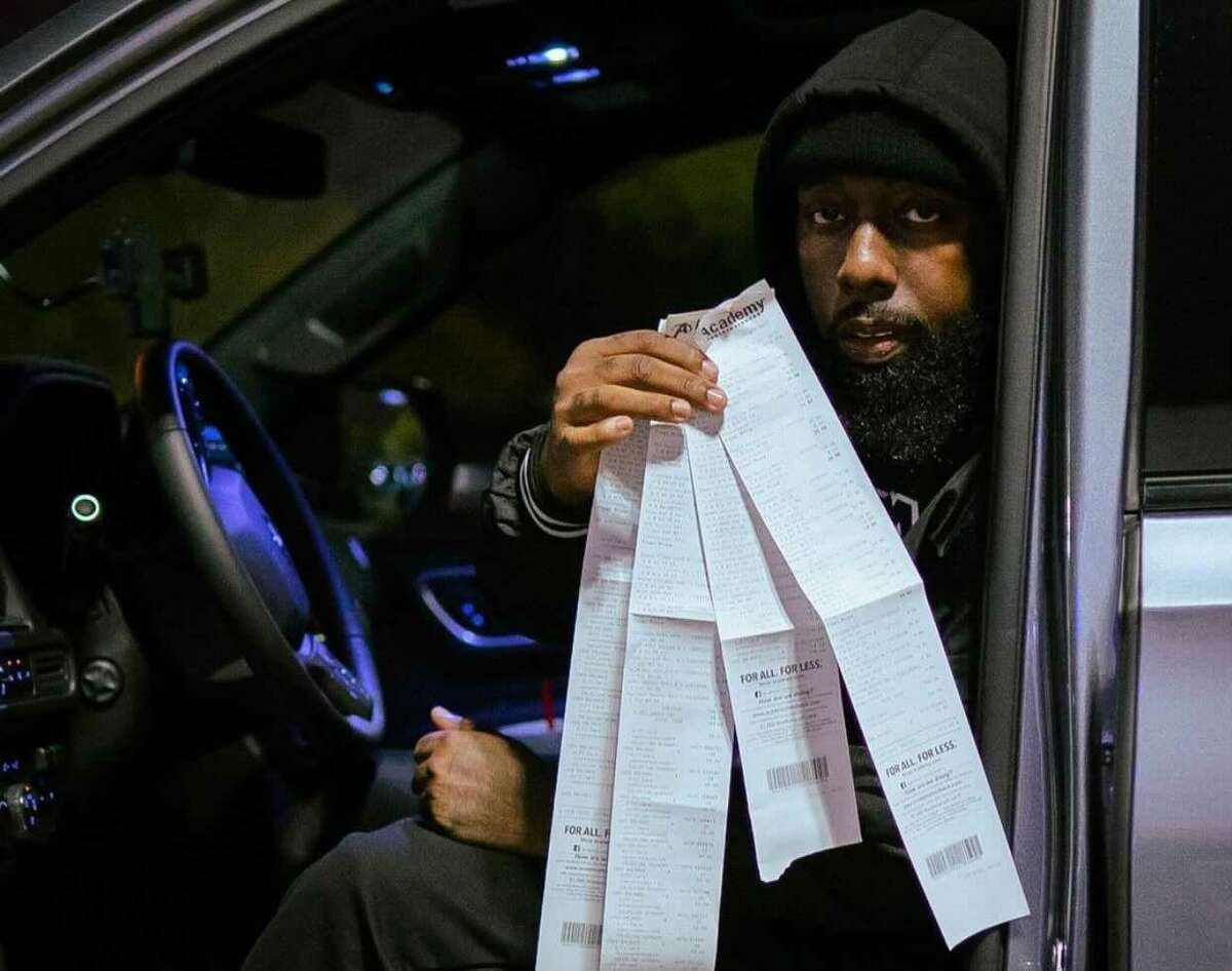 Trae the Truth is Houston's hero this holiday season.