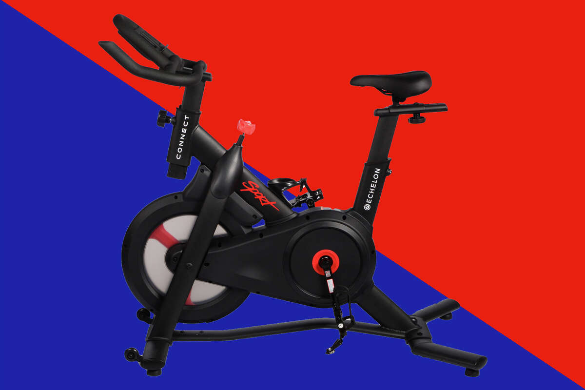 The Echelon Connect Sport Indoor Cycling Exercise Bike with 6-Month Free Membership is $497 at Walmart through Dec. 31, 2020.