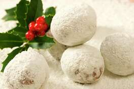 The Conscious Cook shares her grandmother's snowball cookie recipe.