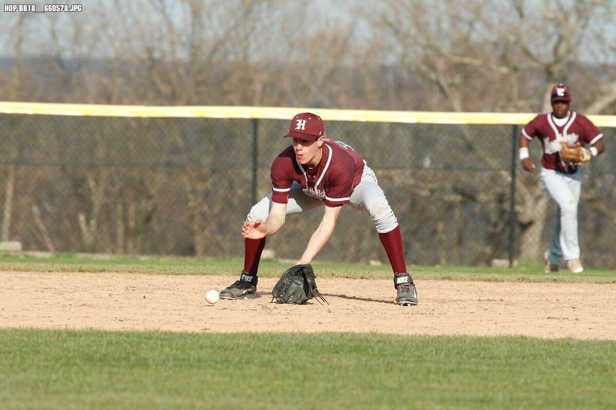 Hopkins' Dylan Matchett is hoping to have a senior season playing for the baseball team this spring.