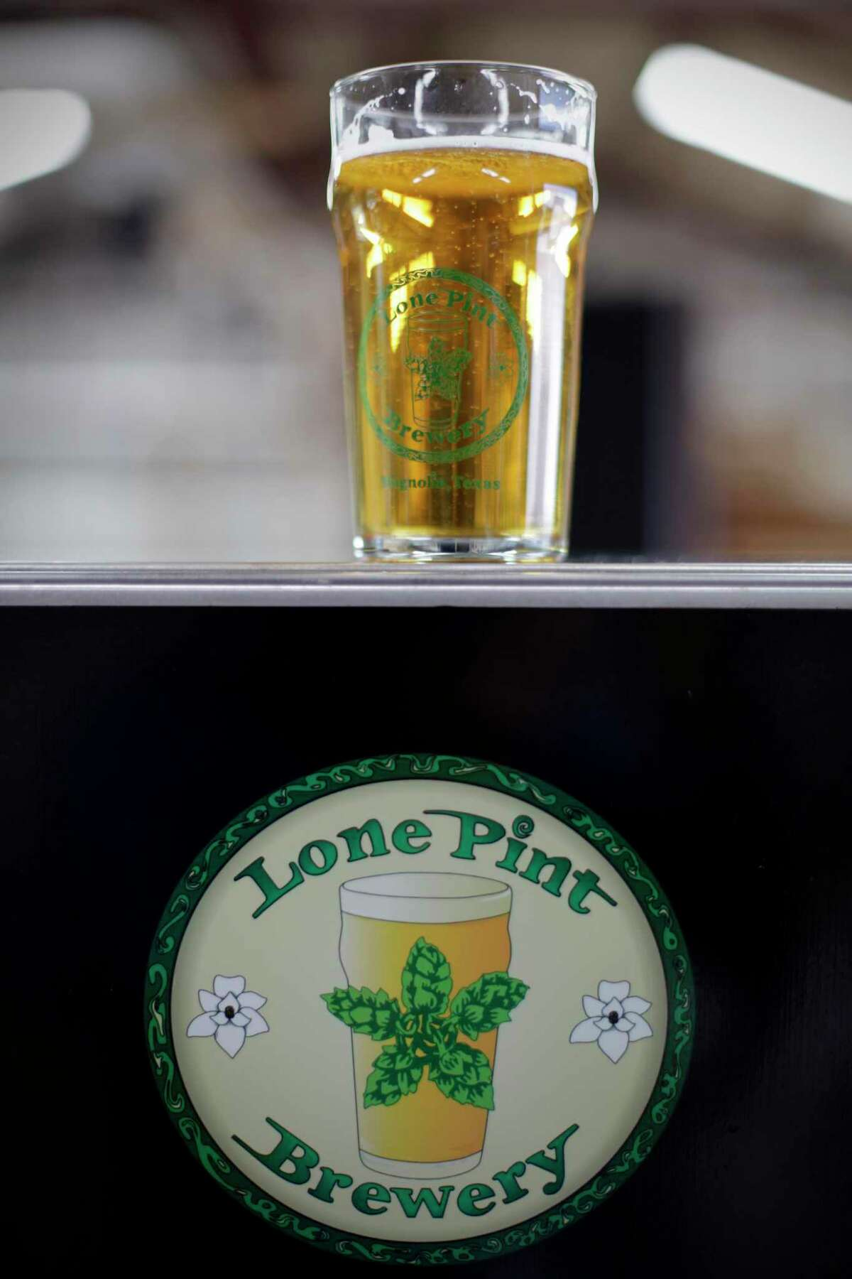Lone Pint Brewery in Magnolia will celebrate with a New Year's Eve Black Light Party Dec. 31.