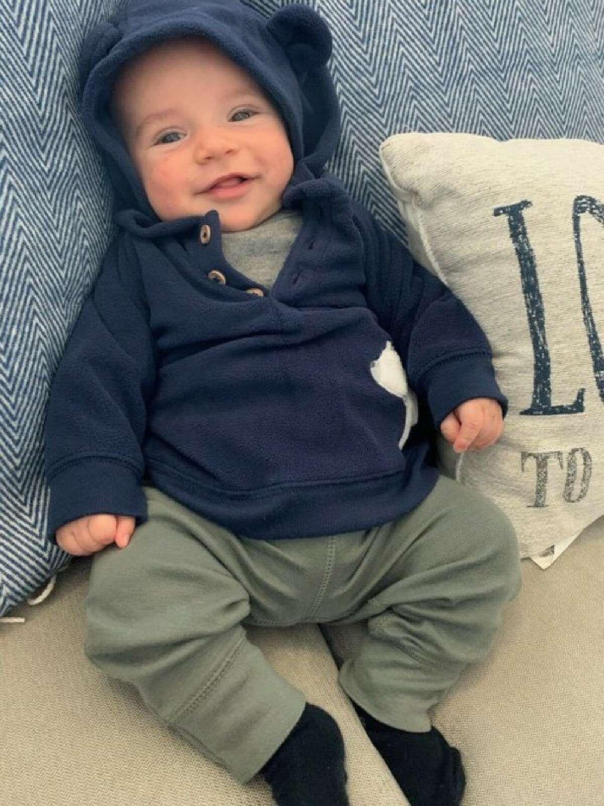 In September, News 4 San Antonio/Fox-29 meteorologist Greg Pollak welcomed his baby boy, Colton.