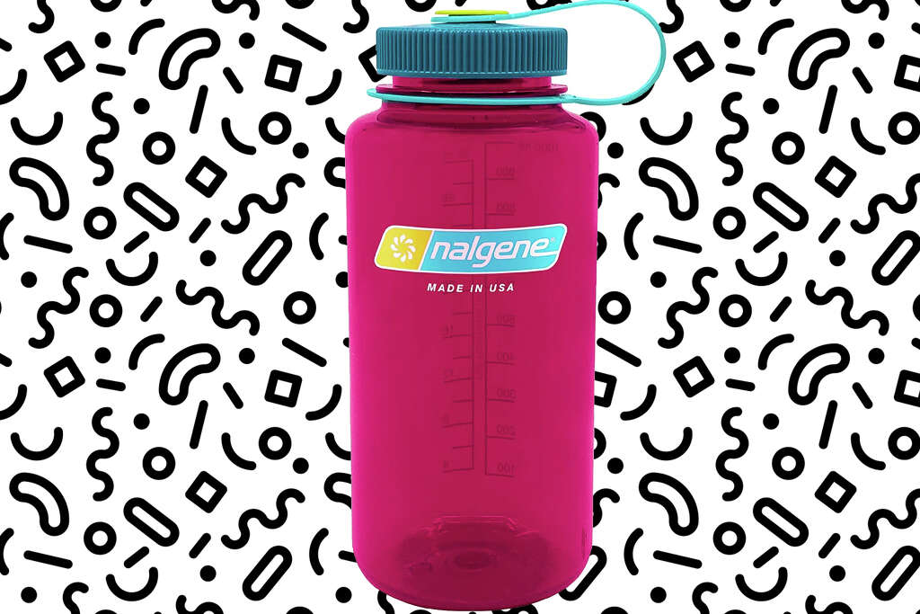Nalgene Tritan Wide Mouth BPA-Free Water Bottle, Eggplant, 32 ozfor $5.89 at Amazon Nalgene Tritan Wide Mouth BPA-Free Water Bottle, Surfer, 32 ozfor $5.89 at Amazon