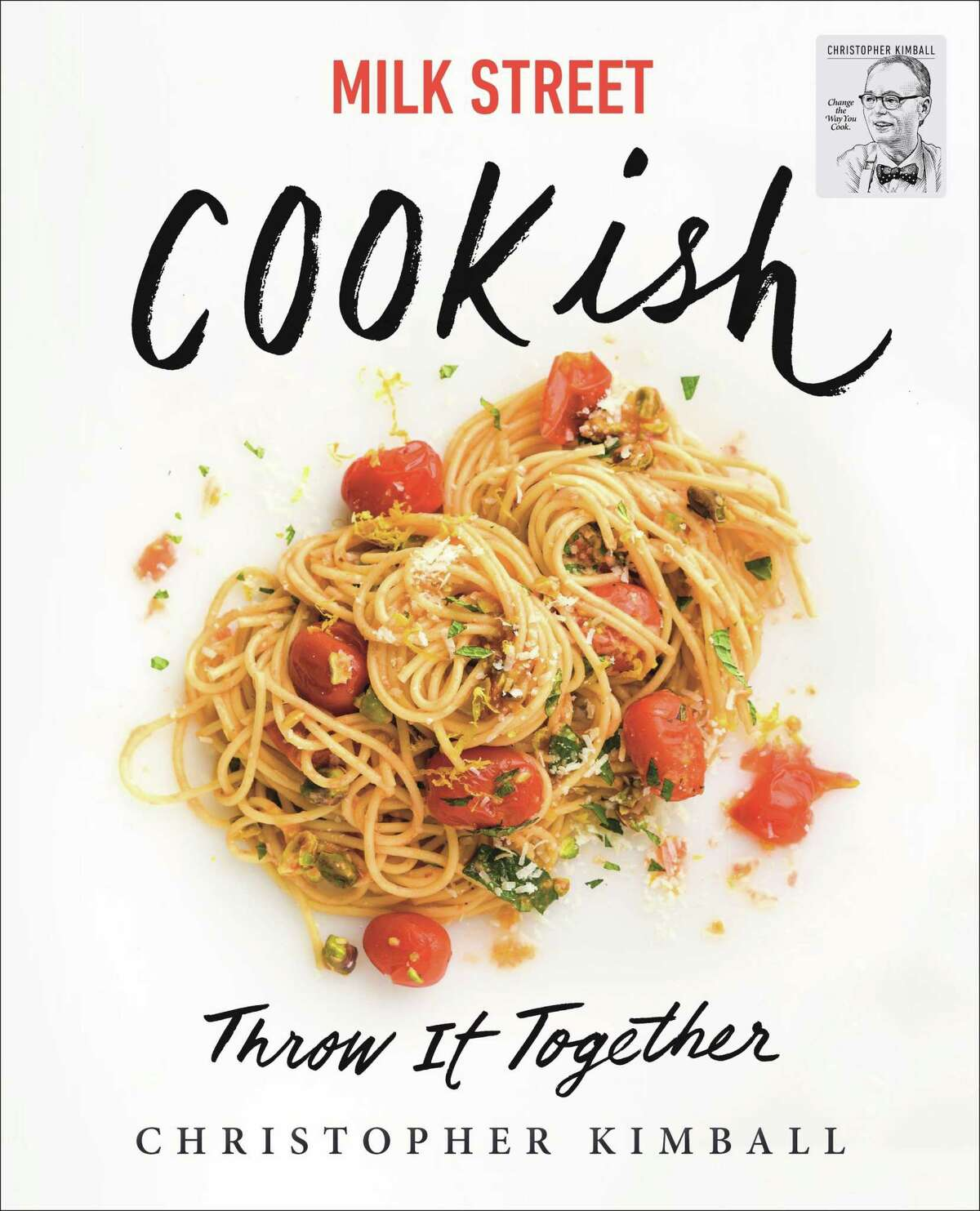 """Cover: """"Milk Street: Cookish"""" by Christopher Kimball."""