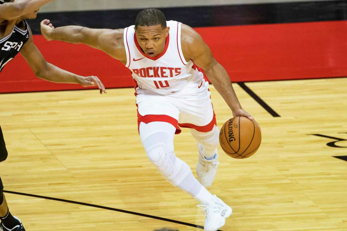 Rockets guard Eric Gordon is comfortable knowing that he will be coming off the bench for Houston this season.