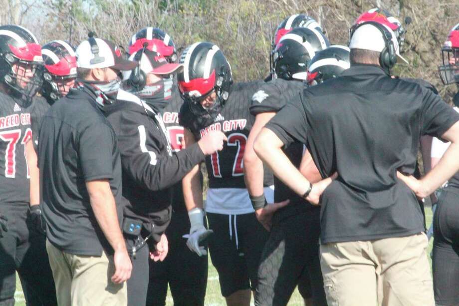 Reed City's football team is preparing for a regional title game on Jan 2. (Pioneer file photo)
