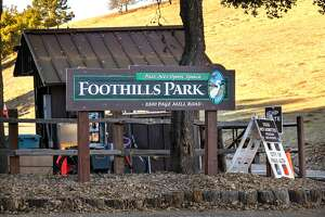 Palo Alto's Foothills Park opened to non-Palo Alto residents for the first time in 51 years on Thursday, December 17th, 2020.