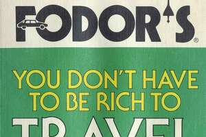 Because of COVID-19, far fewer new travel guidebooks appeared in bookstores this year — a perfect reflection of the depression roiling the travel industry. (AP Photo/Fodor's) NO SALES