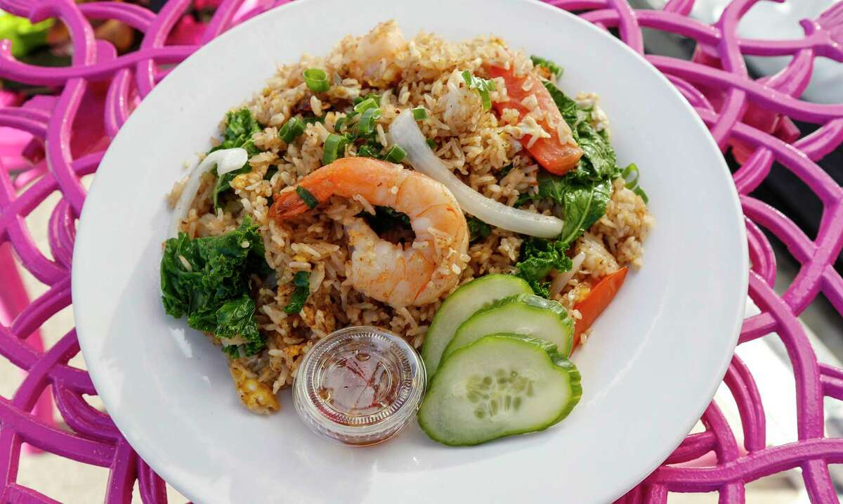 Shrimp Fried Rice at Street to Kitchen
