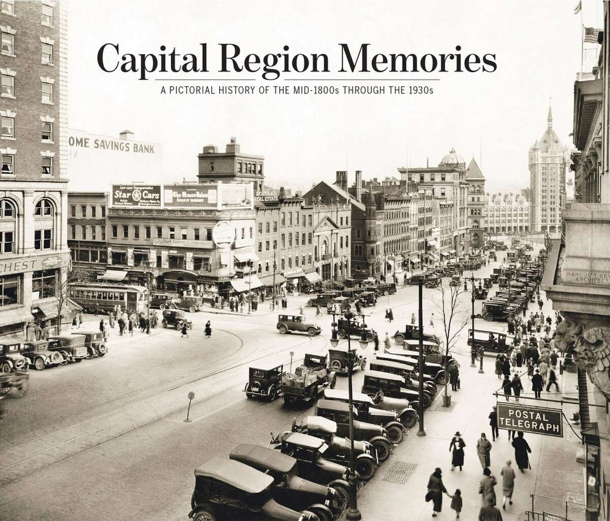Times Union presents a unique glimpse in and around Albany County, Schenectady County, Saratoga County and Rensselaer County history through stunning photographs. This hardcover, heirloom-quality coffee-table book truly captures the rich history of the area from late 1800s through 1939.