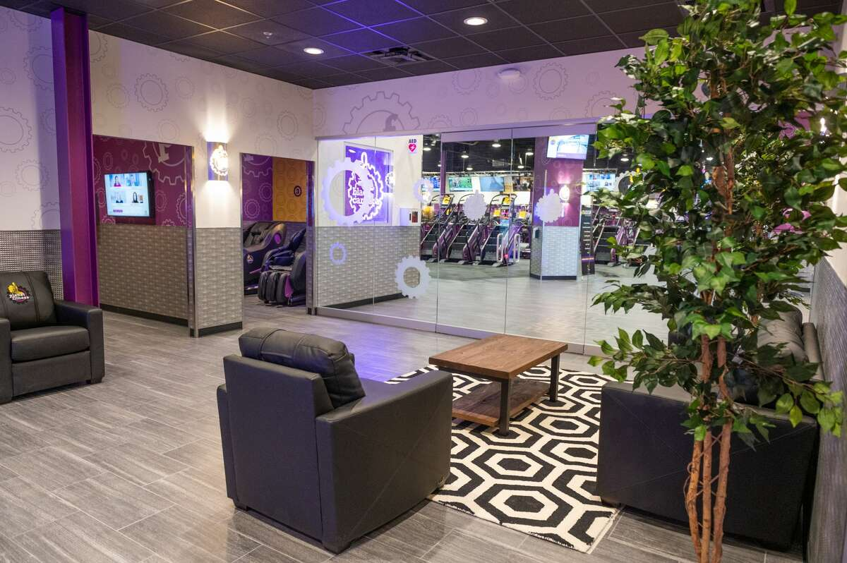The Midland Planet Fitness is set to open on Wednesday, Dec. 23, 2020 at its new location inside the Midland Mall. (Adam Ferman for the Daily News)
