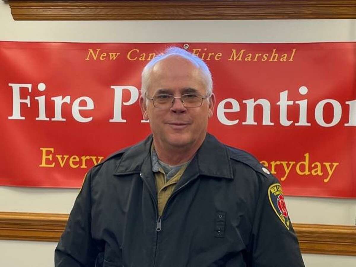 Paul Payne is the New Canaan Fire Marshal. The New Canaan Fire Department, in conjunction with the fire marshal's office in the town, has started an initiative to make certain that all buildings are appropriately marked with their address number.