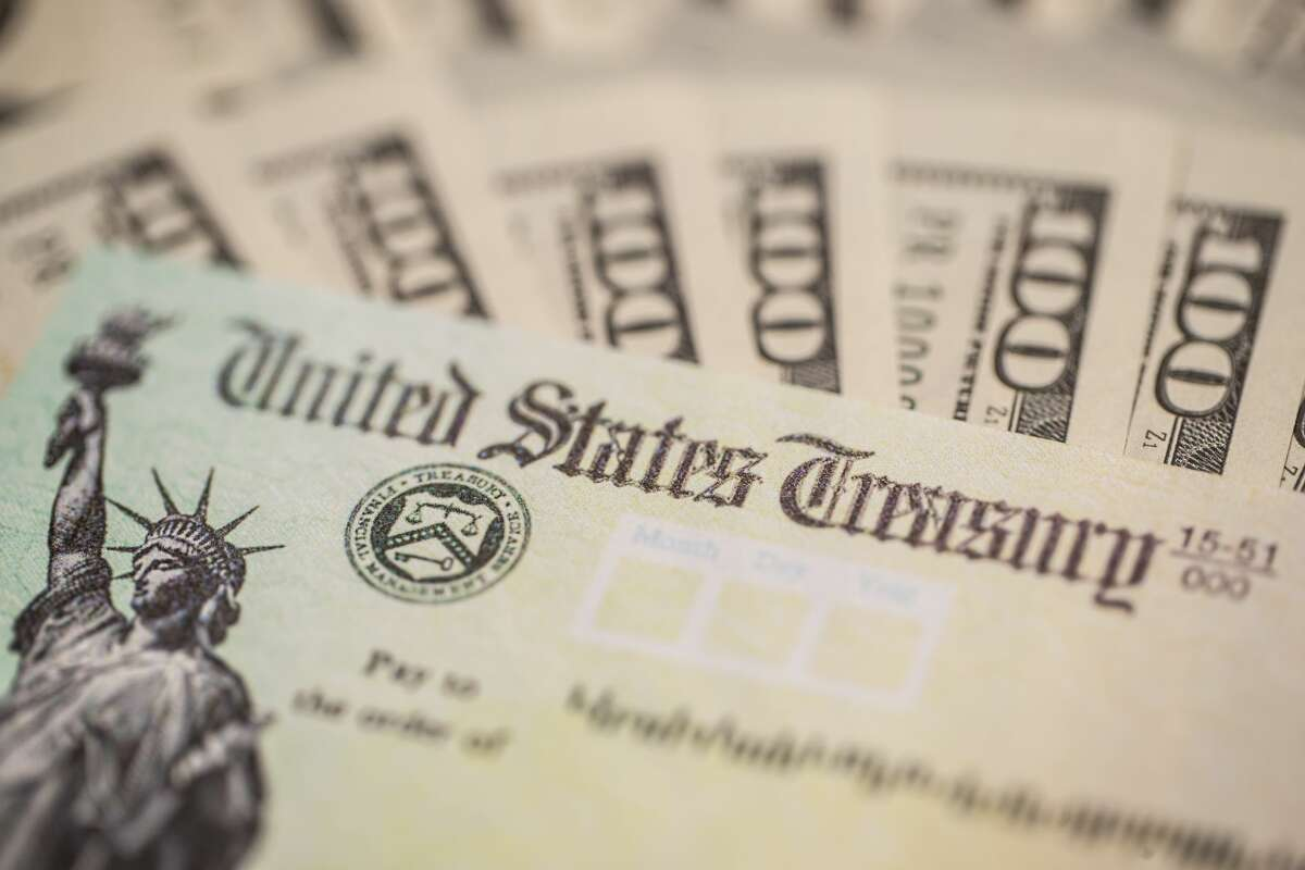 Every American who filed their 2019 tax return or those on Social Security who fall within the income bracket will receive a check. Single adults earning up to $75,000 in 2019 will receive $600, while married couples earning up to $150,000 in 2019 will receive $1,200. Dependents under the age of 17 are eligible for up to $600 payments, meaning a family of four could receive up to $2,400. Residents can use this online calculator to estimate how much they will receive.