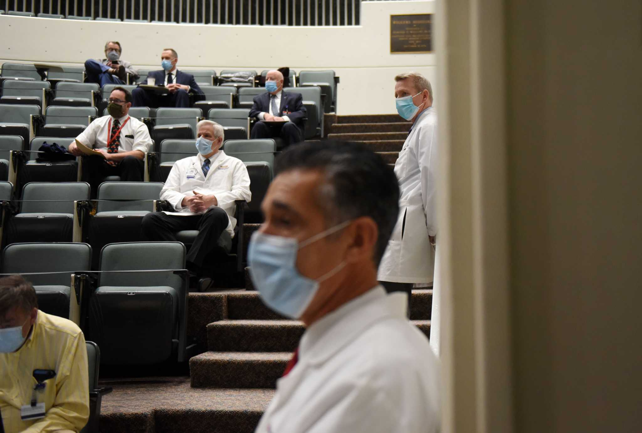 ALBANY — Capital Region hospitals are scrambling to find new ways to recruit and retain staff amid a staffing shortage they say has reached crisis l