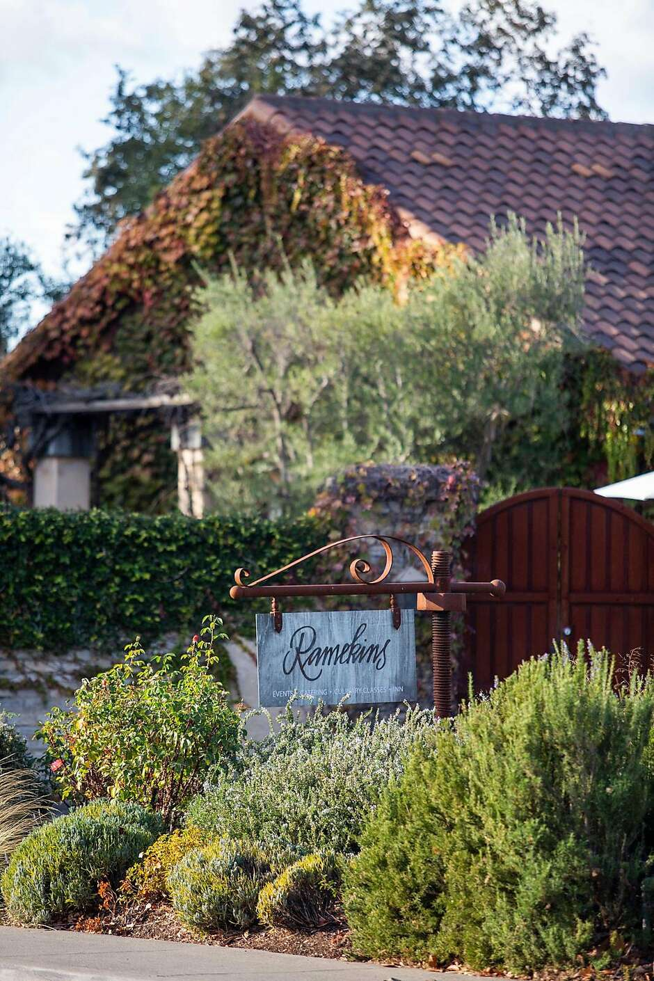 Sonoma's Best Hospitality Group catered and hosted large weddings at Ramekins, an inn, culinary school and catering company in Sonoma, according to documents.
