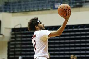UTSA's Jhivan Jackson has gone from one of the nation's top scorers at 26.8 points last year to 16.3 in nine games as his shooting percentage is down and as he seeks to be more of a distributor.
