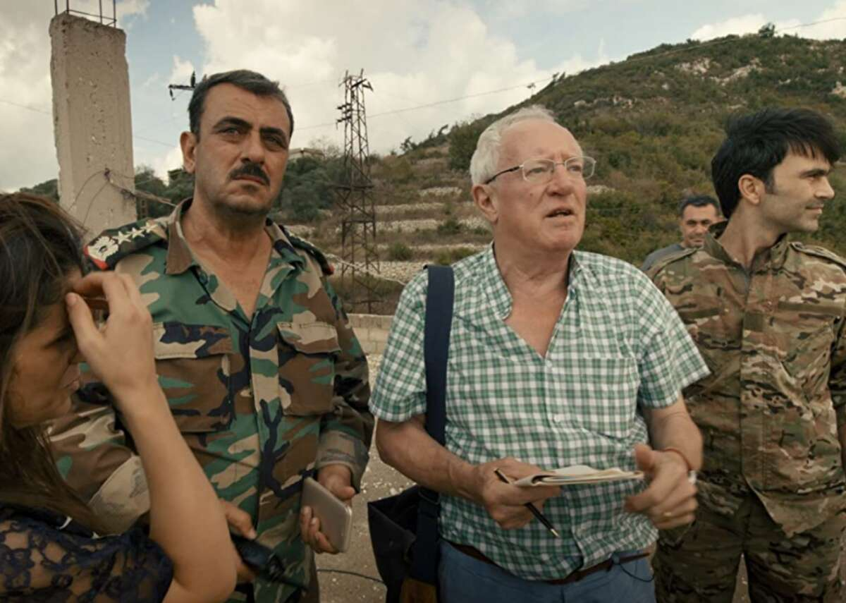 """#48. This Is Not a Movie (tie) - Metascore: 73 - Reviews: 9 """"This Is Not a Movie"""" profiles famed writer and journalist Robert Fisk, following him as he works on stories and susses out facts. Throughout his career, the U.K.-born Fisk, who often writes about foreign policy and life in war-torn countries, is no stranger to controversy. Still, Los Angeles Times critic Robert Abele declared, """"However one ultimately feels about Fisk's reportorial compass, 'This Is Not a Movie' presents a necessary, thought-provoking portrait of a dedicated truth-seeker."""""""