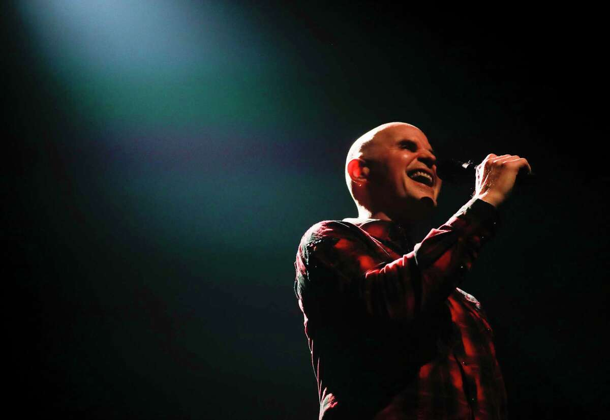 Worship Pastor Justin Adams sings as 50 volunteers and staff members prepare four Christmas Eve services for both in-person and online worshipers at The Ark Church Wednesday, Dec. 22, 2020, in Conroe.