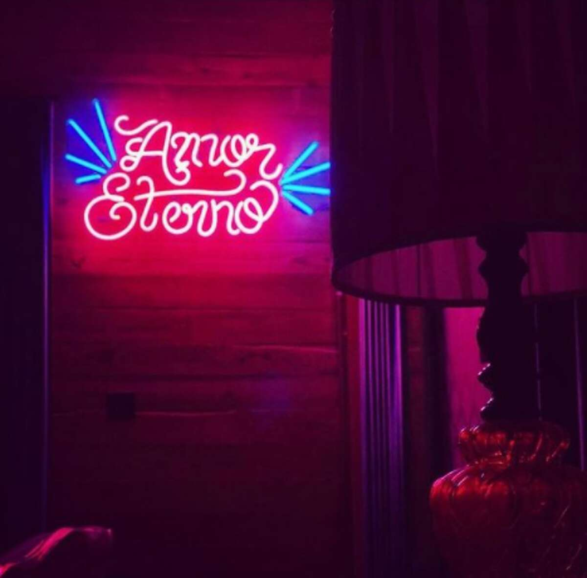 Amor Eterno, Southtown's newest spot, is preparing to pop open with the new year.