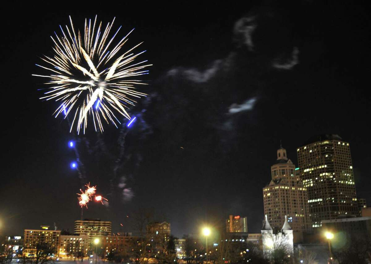 Hartford's New Year's Eve First Night will be missing fireworks this year.