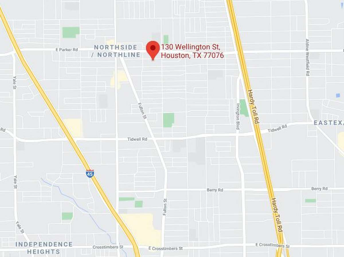 A woman was accidentally shot and killed at a home in the 130 block of Wellington Street on Tuesday, Dec. 22, 2020.